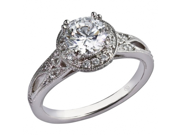 Engagement Ring by Gottlieb & Sons