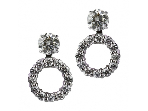 Earrings by Gottlieb & Sons