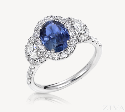 Fashion Ring by Ziva Jewels