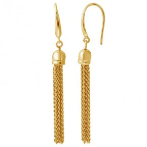 Earrings by Charles Garnier